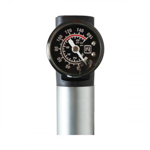 Dresco Mini Pomp met Manometer 27,5cm